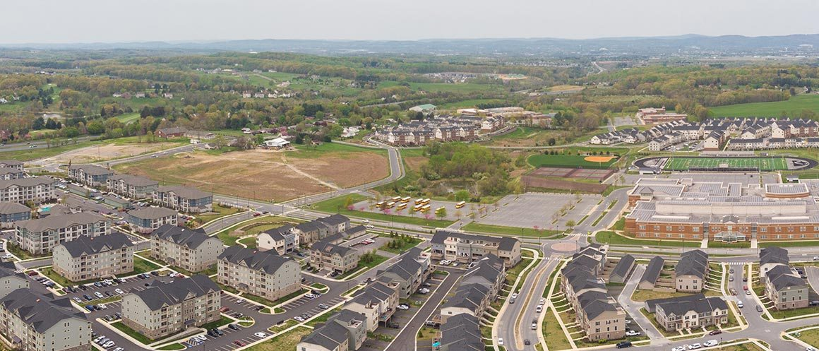 Lake Linganore Town Center retail opportunities